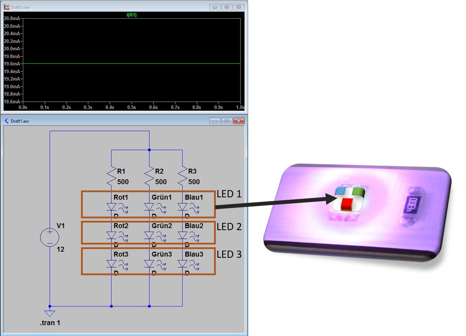 LED Streifen Anschließen: Wie schließt man ein LED-Strip an ...