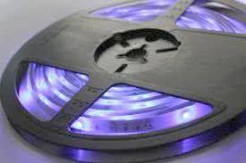 LED-Streifen dimmbar.